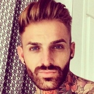 Aaron Chalmers picture