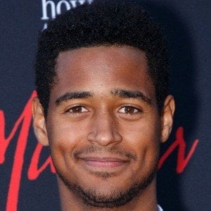 Alfred Enoch picture