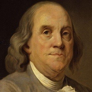 Benjamin Franklin picture