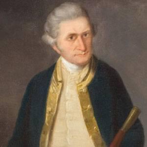 Captain James Cook picture