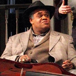 Clive Rowe picture