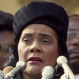 Coretta Scott King picture