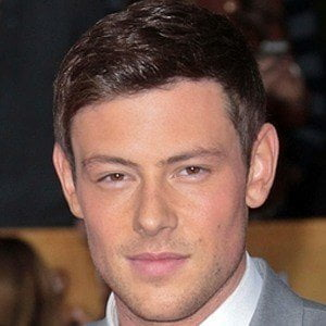 Cory Monteith picture