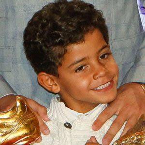 Cristiano Ronaldo Jr. picture