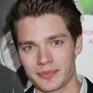 Dominic Sherwood picture