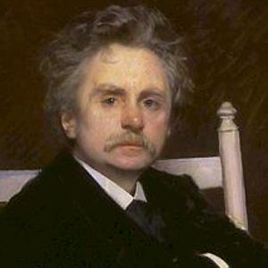 Edvard Grieg picture