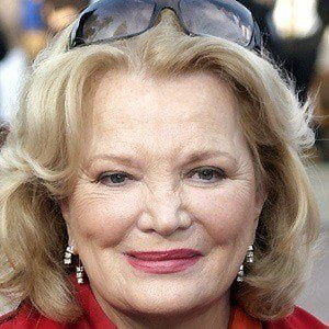 Gena Rowlands picture