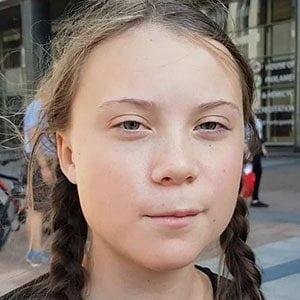 Greta Thunberg picture