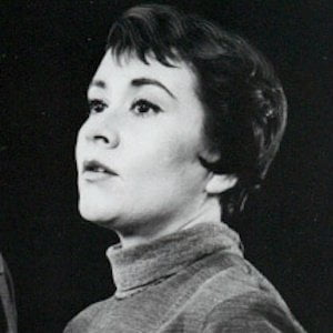 Joan Plowright picture