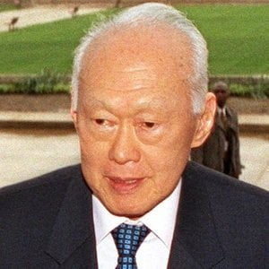Lee Kuan Yew picture