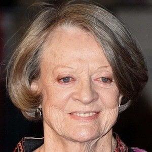Maggie Smith picture