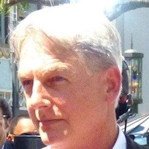 Mark Harmon picture