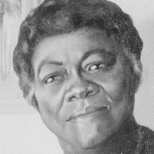 Mary McLeod Bethune picture