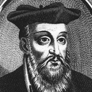 Nostradamus picture