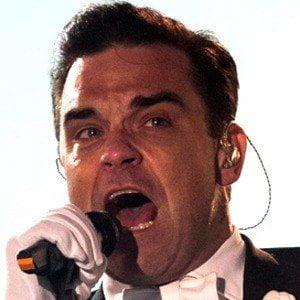 Robbie Williams picture