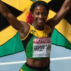 Shelly-Ann Fraser-Pryce picture