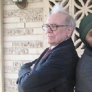 Warren Buffett picture