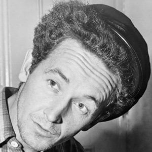 Woody Guthrie picture